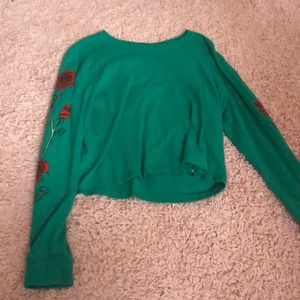 Hollister Graphic Long Sleeve